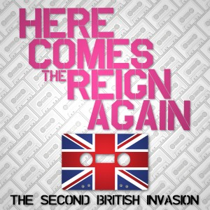 second british invasion