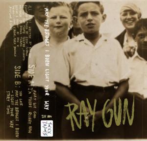 Ray Gun cassette