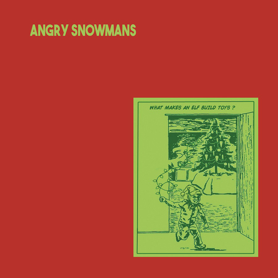 Angry Snowmans - December Jukebox 7