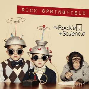 RICK SPRINGFIELD Rocket Science LP