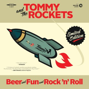 tommy & the rockets lp
