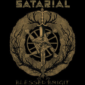 satarial blessed brigit lp