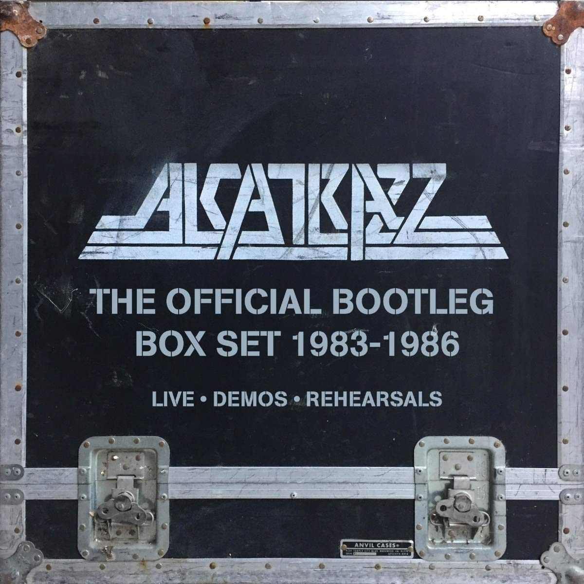 ALCATRAZZ – The Official Bootleg Box Set 1983-1986 | Real Gone