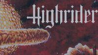 HIGHRIDER – Armageddon Rock EP